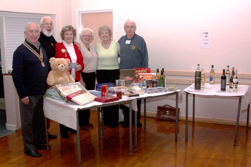 Annual afternoon of Bridge and tea - Friday 9 November 2012 - Bridge Drive 09-11-12