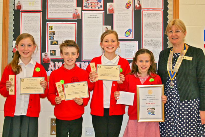 District 1270 Junior Literacy Competition - Brigg-Primary-2014-web