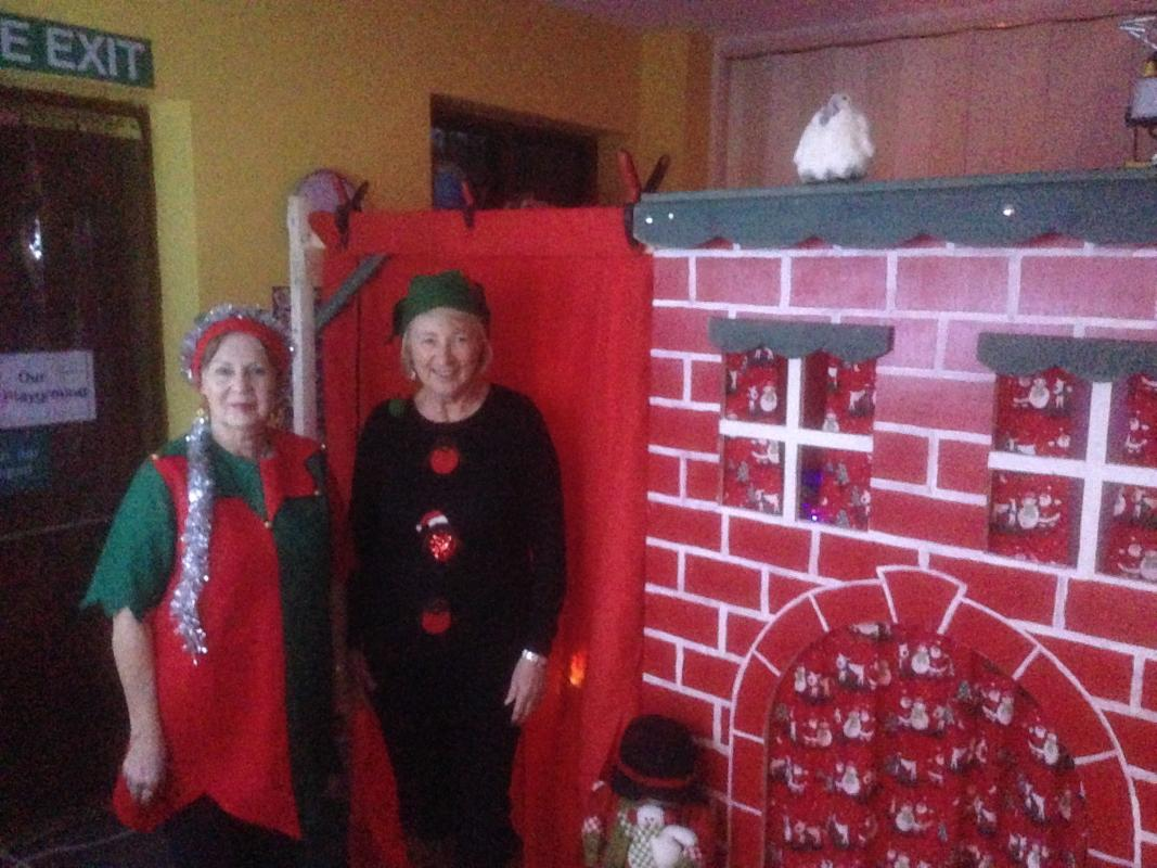 Rotary has a record-breaking Christmas Collection - Our Grotto at St. Mark's Church Hook