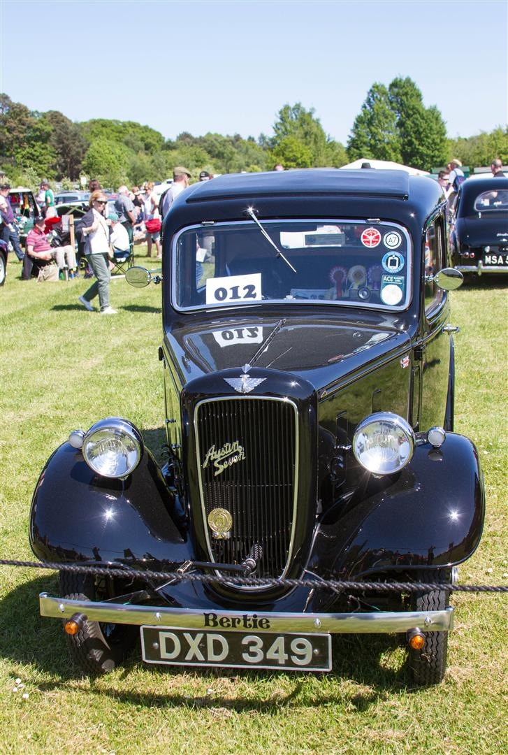 2018 Crathes Vintage Car and Motorcycle Rally - CCR13 (Large)