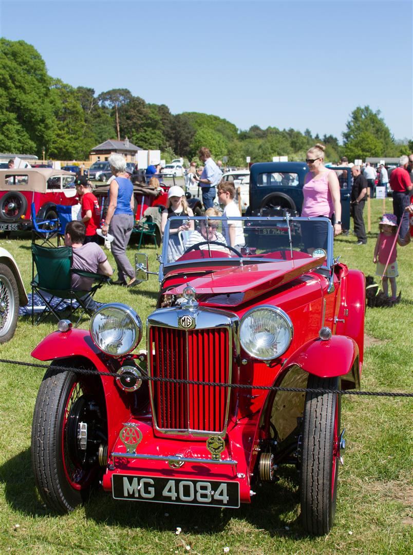 2018 Crathes Vintage Car and Motorcycle Rally - CCR14 (Large)