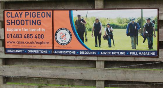 Annual Clay Pigeon Shoot - Clay Pigeon shooting at the Spennymoor Club