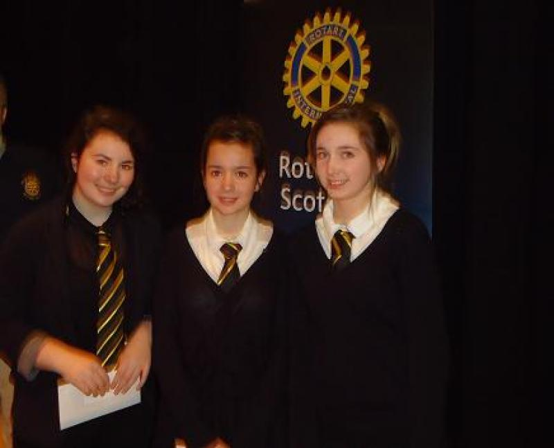 Youth Speaks 2012 - Emily Kilbride, Grace Claxton, Bronwen Glover