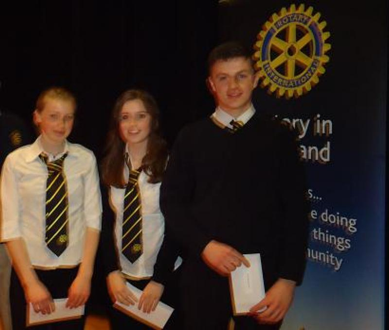 Youth Speaks 2012 - Ellie Boyd, Catriona Galloway, Oliver MacRae