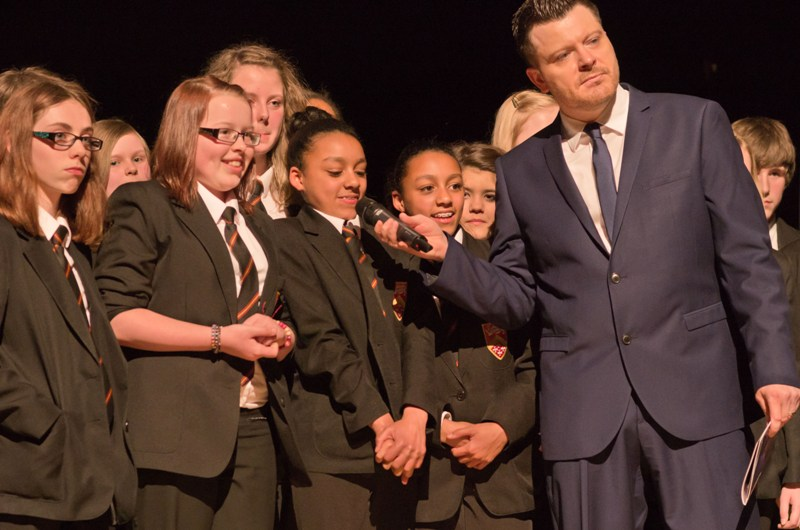 Coventry Schools Young Entertainer - Caludon Castle