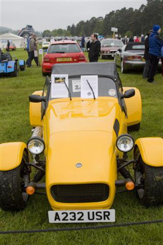 2014 Crathes Rally Photo Gallery - Car 27 (Small)