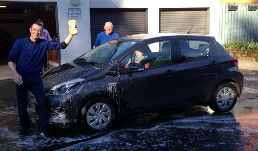 Charity Car Wash -