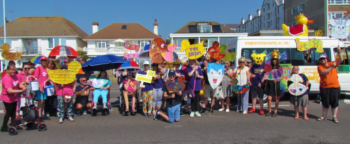 Worthing Rotary Seaside Carnival - Carnival g q19