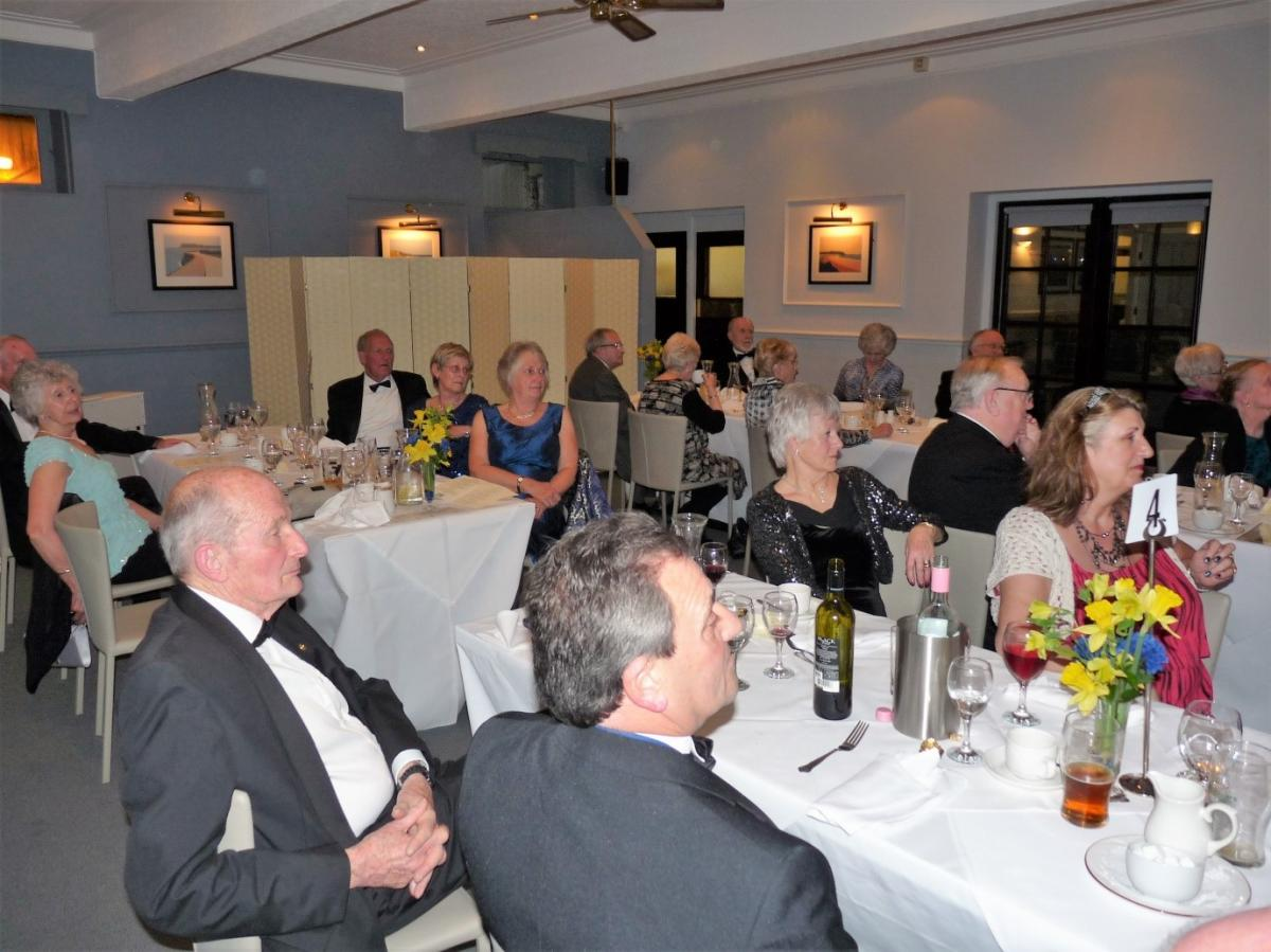Club Celebration Evening -