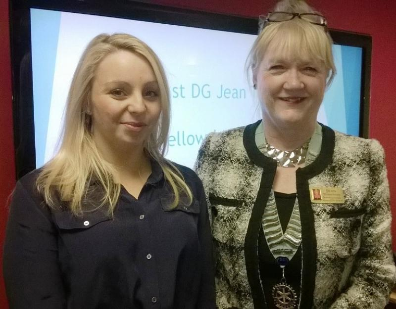 INDUCTION OF NEW MEMBERS - Chair Gemma & DG Jean