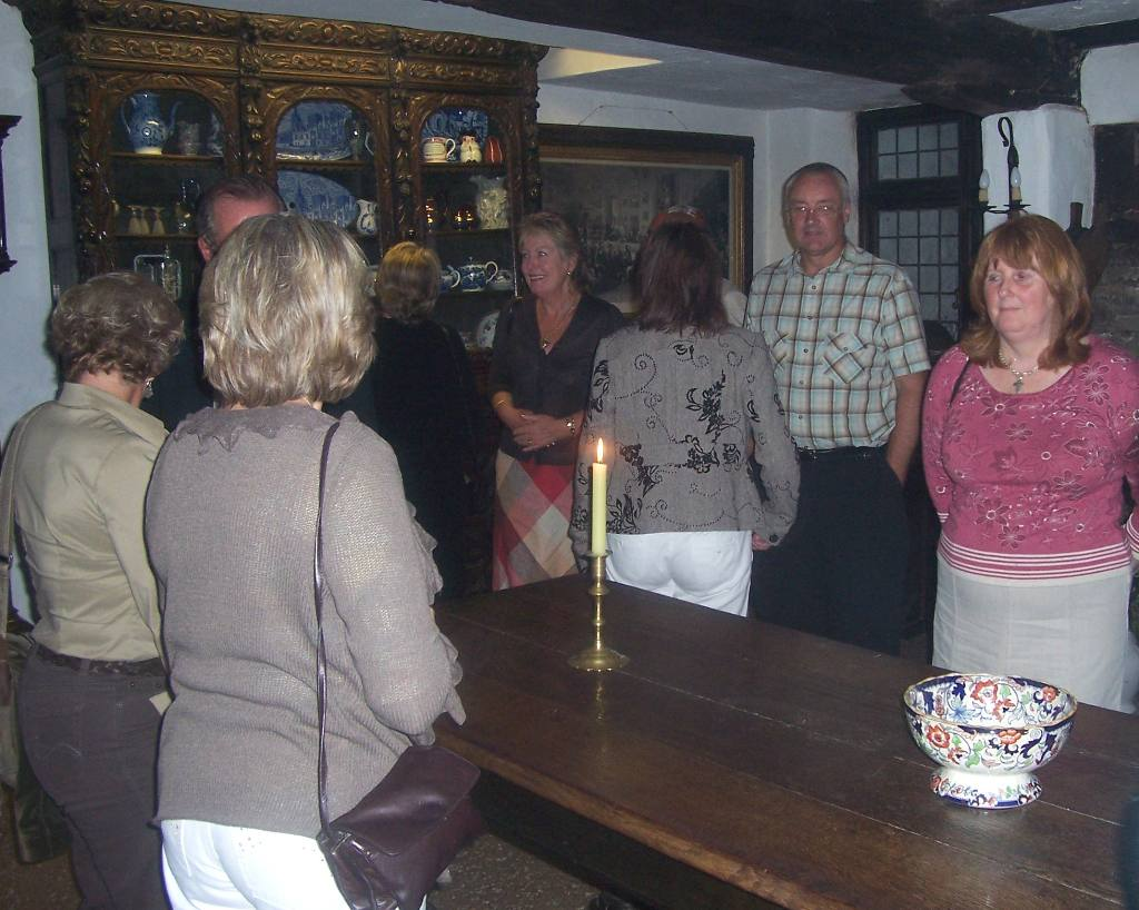 Chambercombe Manor Tour -