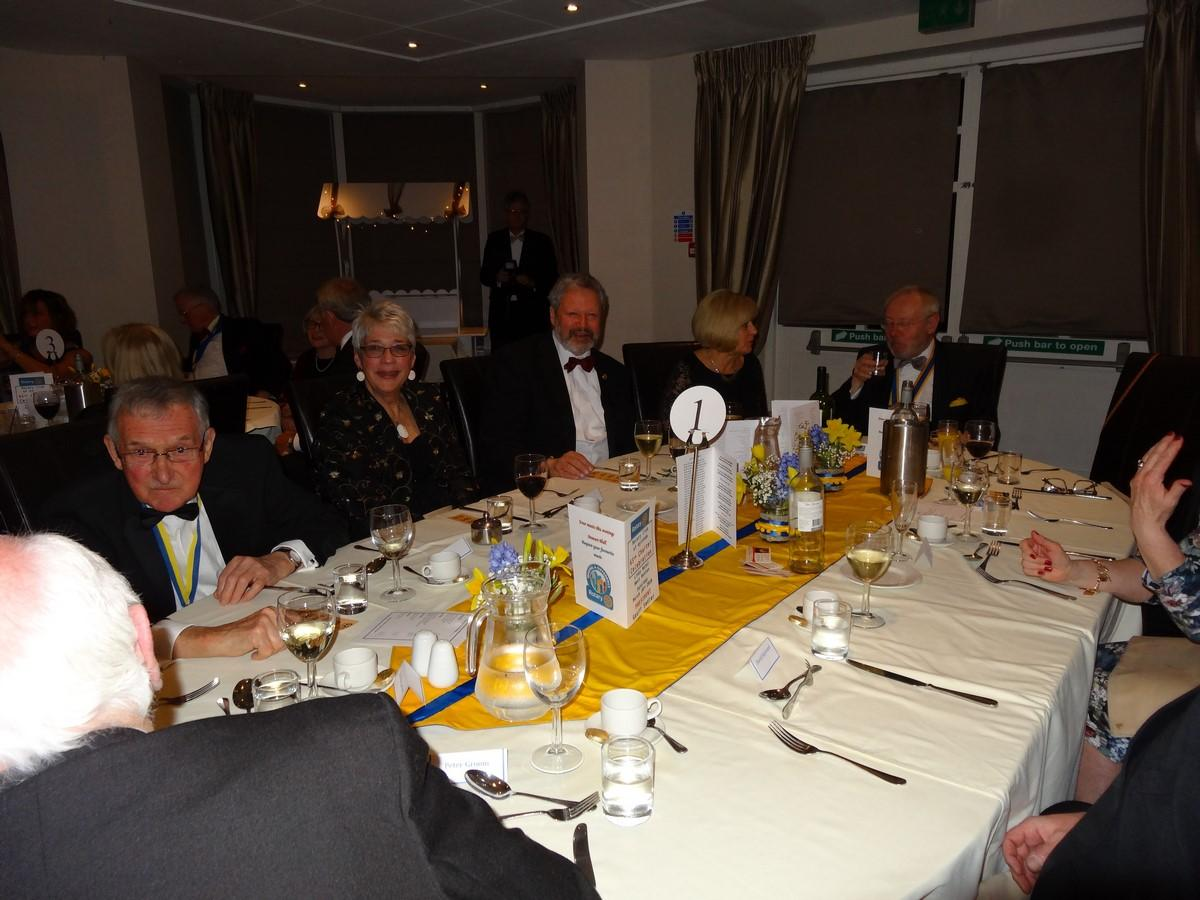 Aylsham Club's Charter Night 2018 - Charter Night 2018 (9) (Copy)