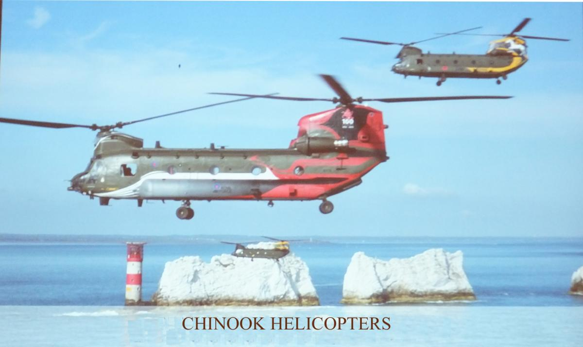 2016/17 Speakers at M&P - Chinook