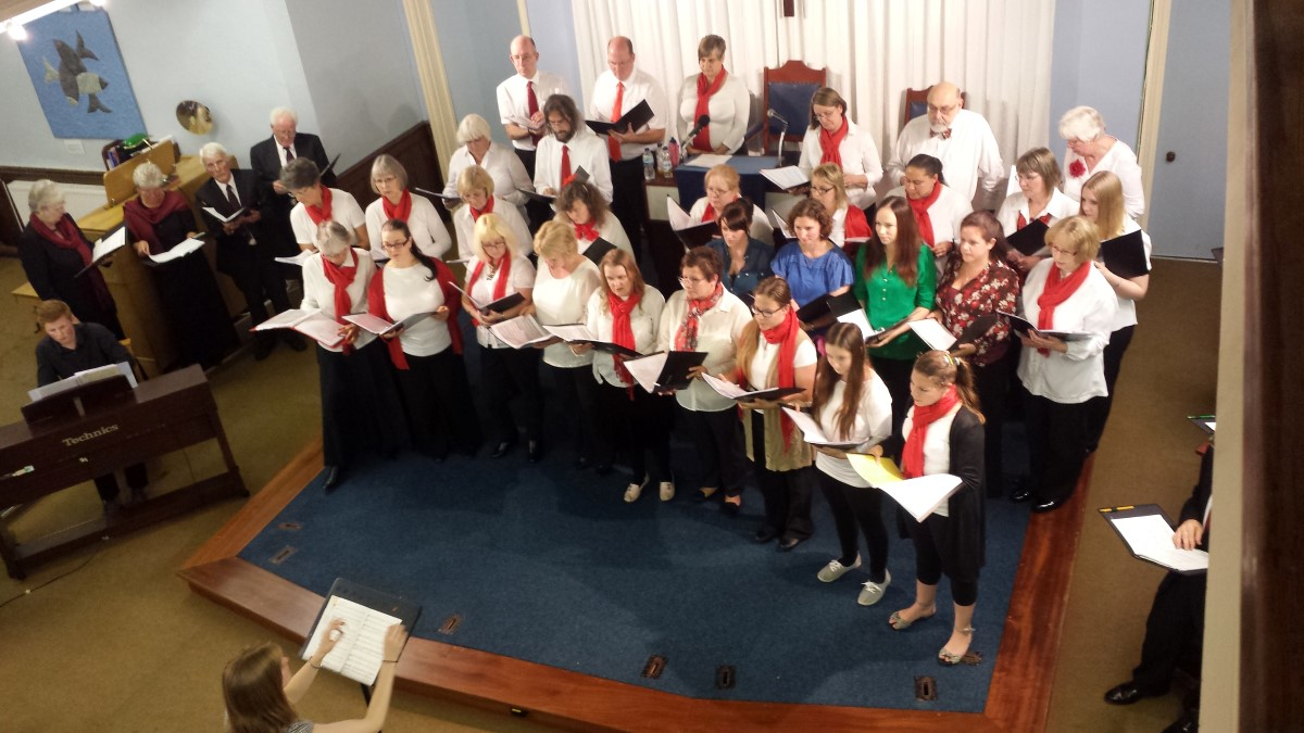 Photos From 2016 / 2017 Rotary Year - Choirs Concert