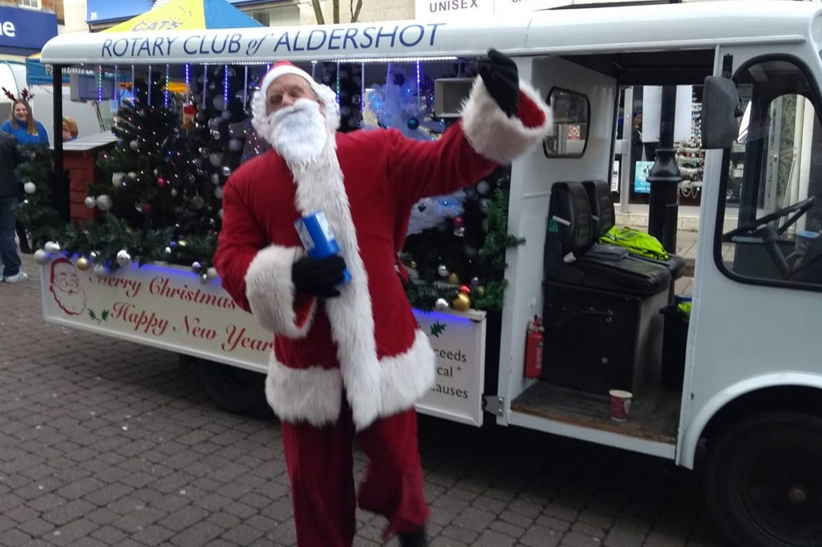 Photo Gallery - Thank you Aldershot!!