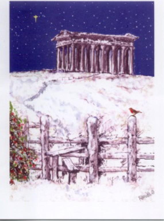 Christmas Cards 2018 Rotary Club Of Seaburn