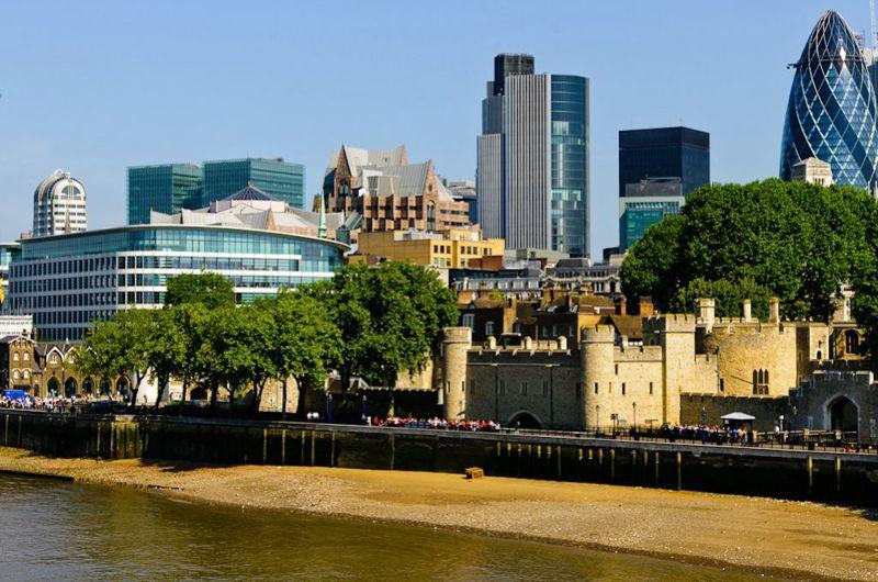 The City of London -