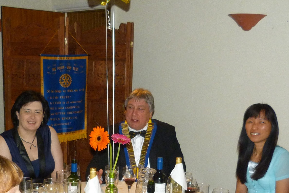 CHARTER NIGHT DINNER - Westberry Hotel - Ckarter8 10 16 (2)