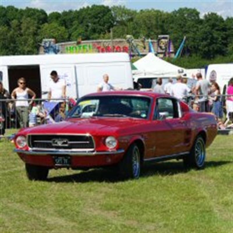 Uxbridge Autoshow - Winner: Marcus Brown