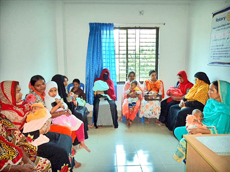 Dhaka Health Project - Clinic for Mothers