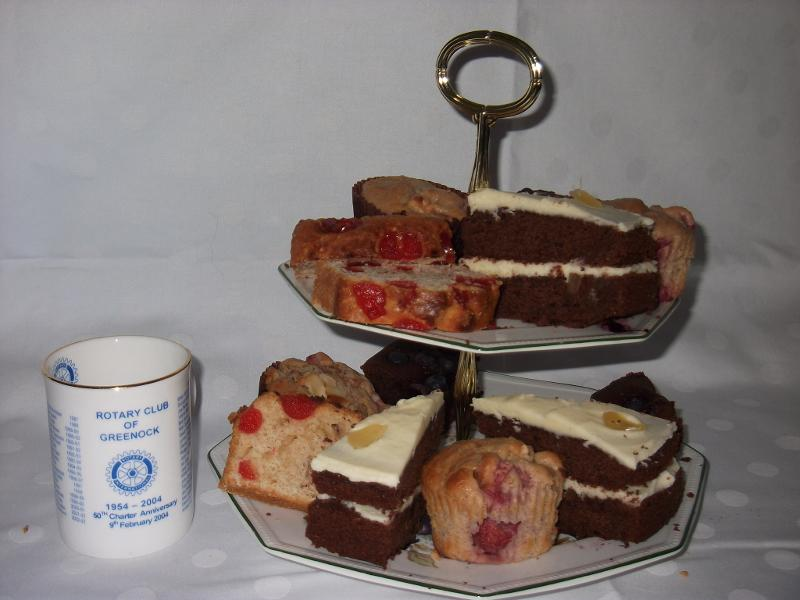 Greenock Rotary Coffee Morning -