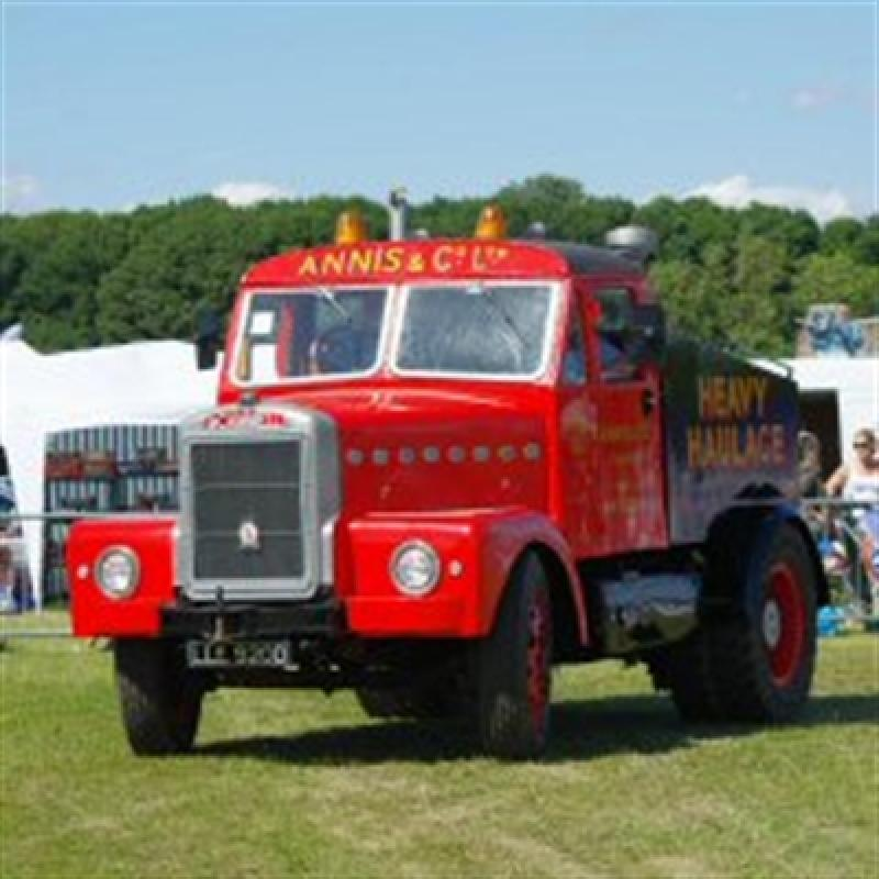 Uxbridge Autoshow - Commercial Vehicles