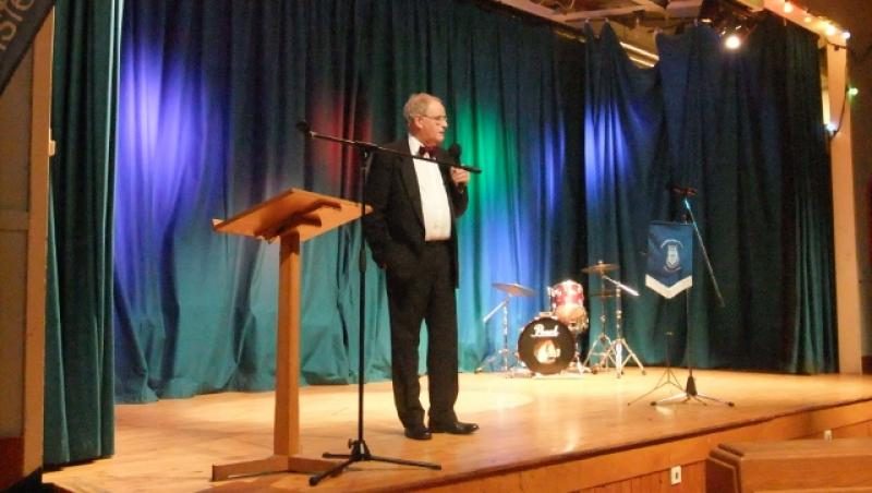 Snr Citizens' Concert - Compere