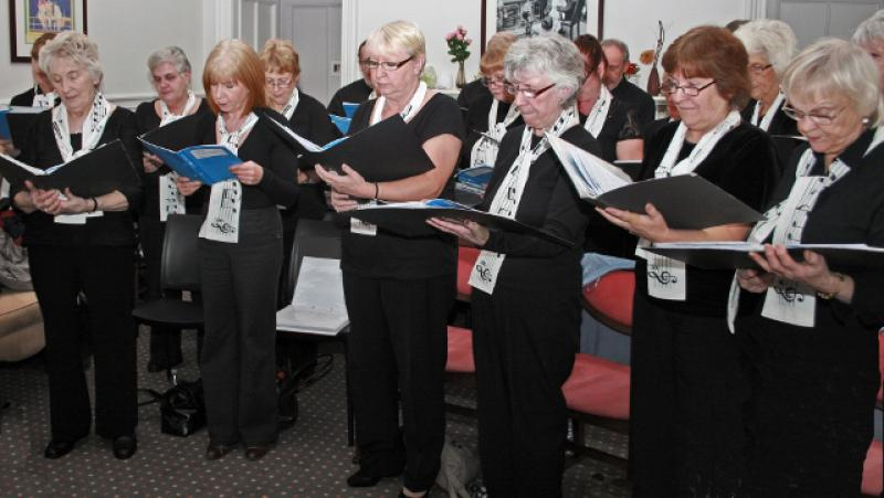 Concert for Aaron House Care Home, Penicuik - Concert