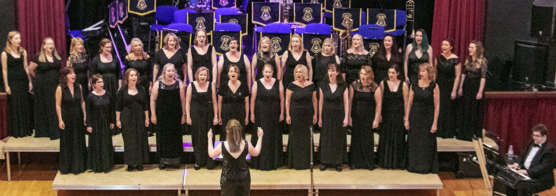 D-Day 75th Anniversary Concert - The West of Scotland Military Wives Choir