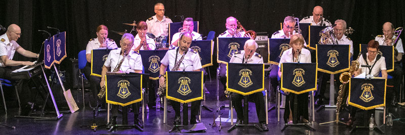 D-Day 75th Anniversary Concert - The HMS Neptune Volunteer Band