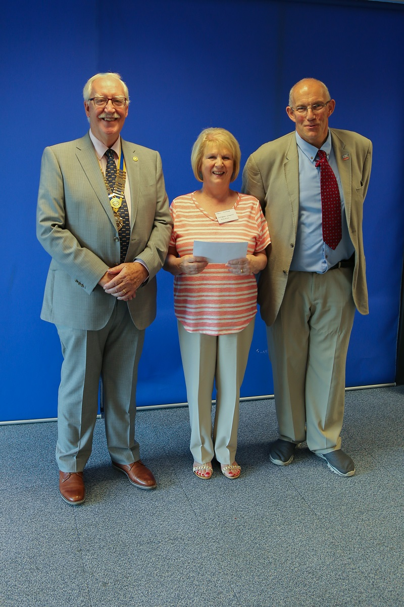 Community Grants Presentation Evening July 2017 - Connisborough Community Centre