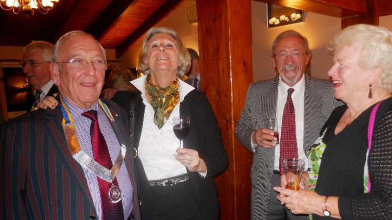 Rotary Club de Roubaix Sud - Photo courtesy of Rotarian Jim Crow