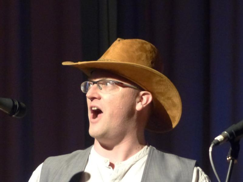 Senior Citizen's Concert 2016 - Cowboy-800x600