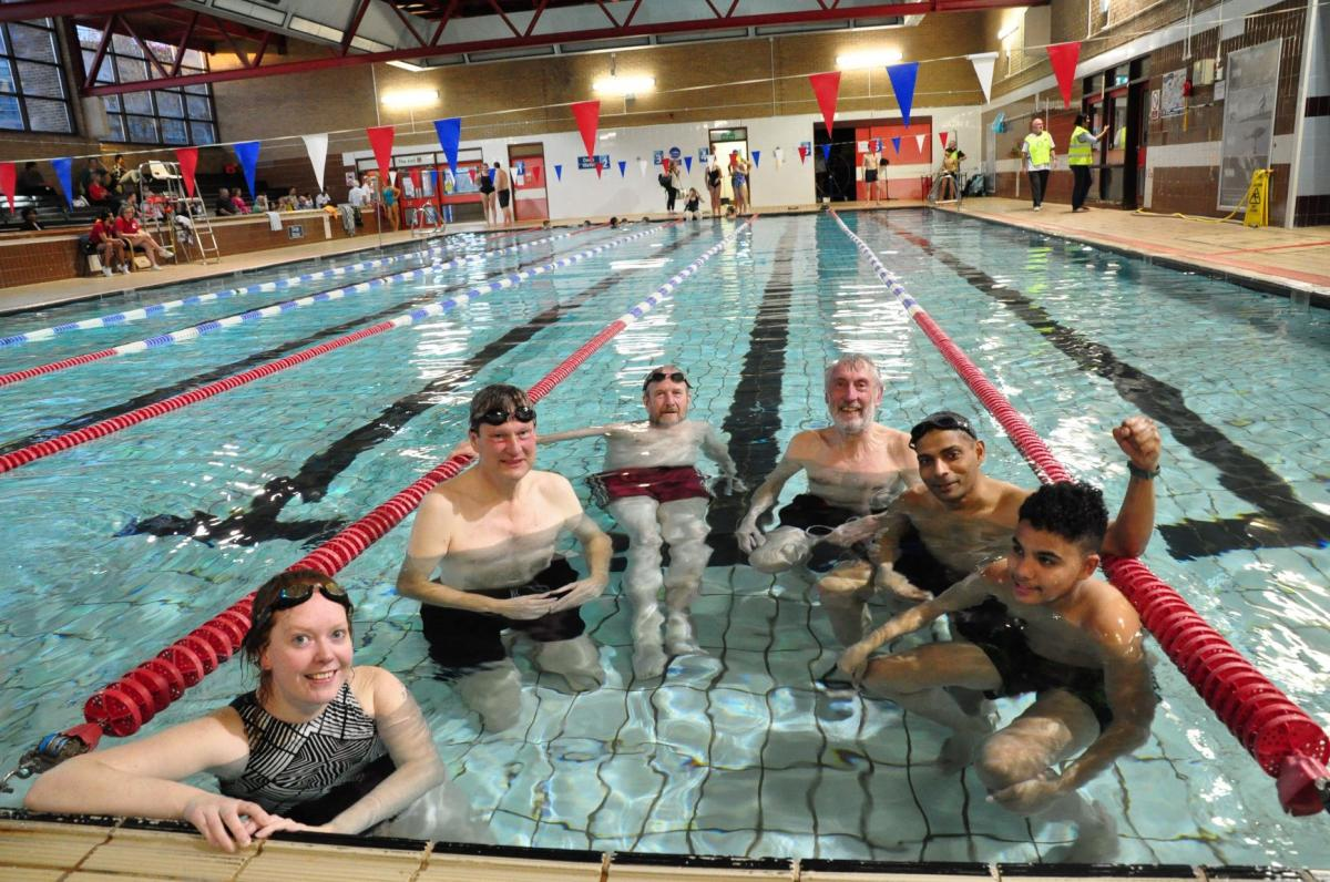 Swimathon 2019 - Lengths - 105