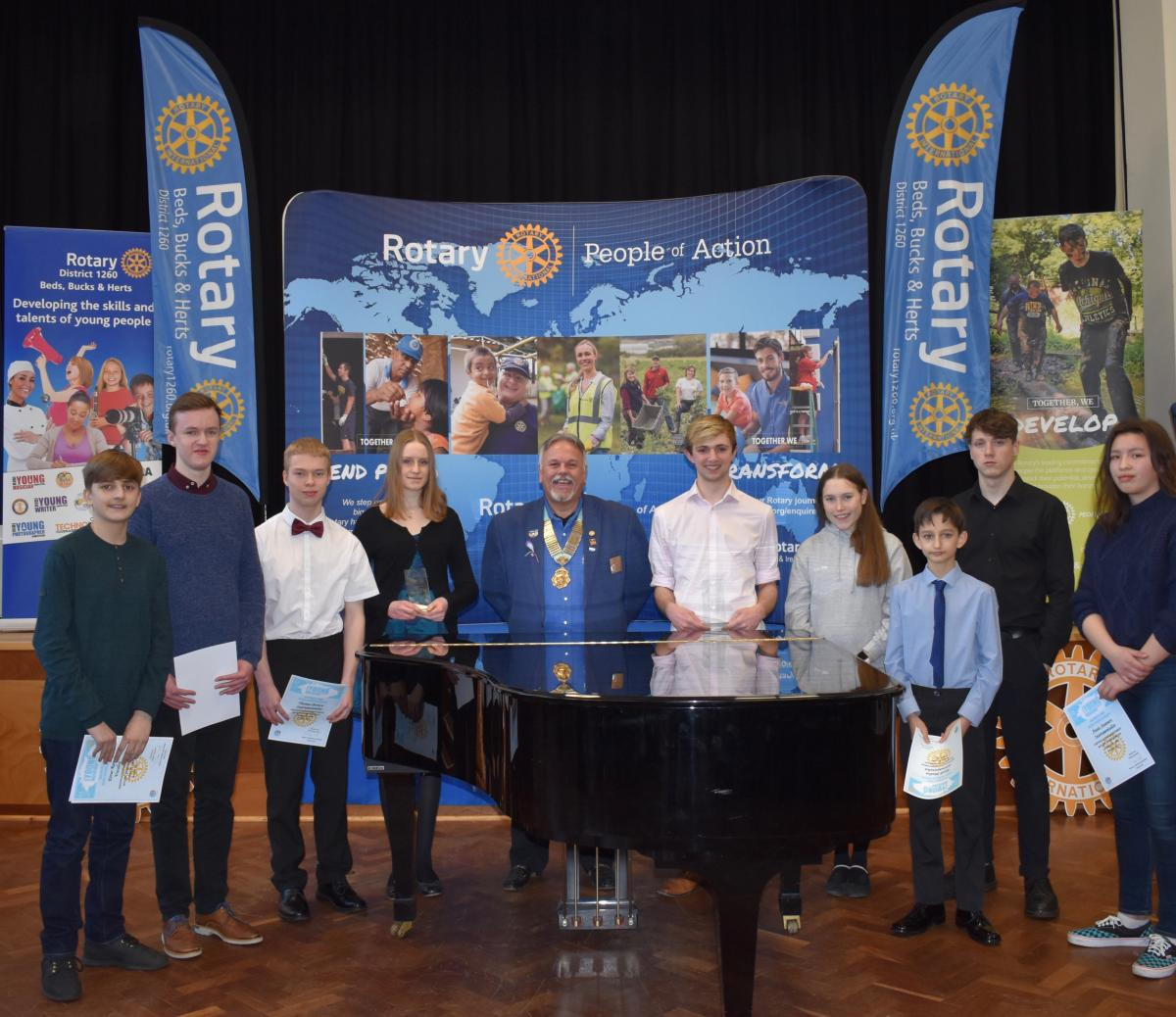 Young Musician District Final -