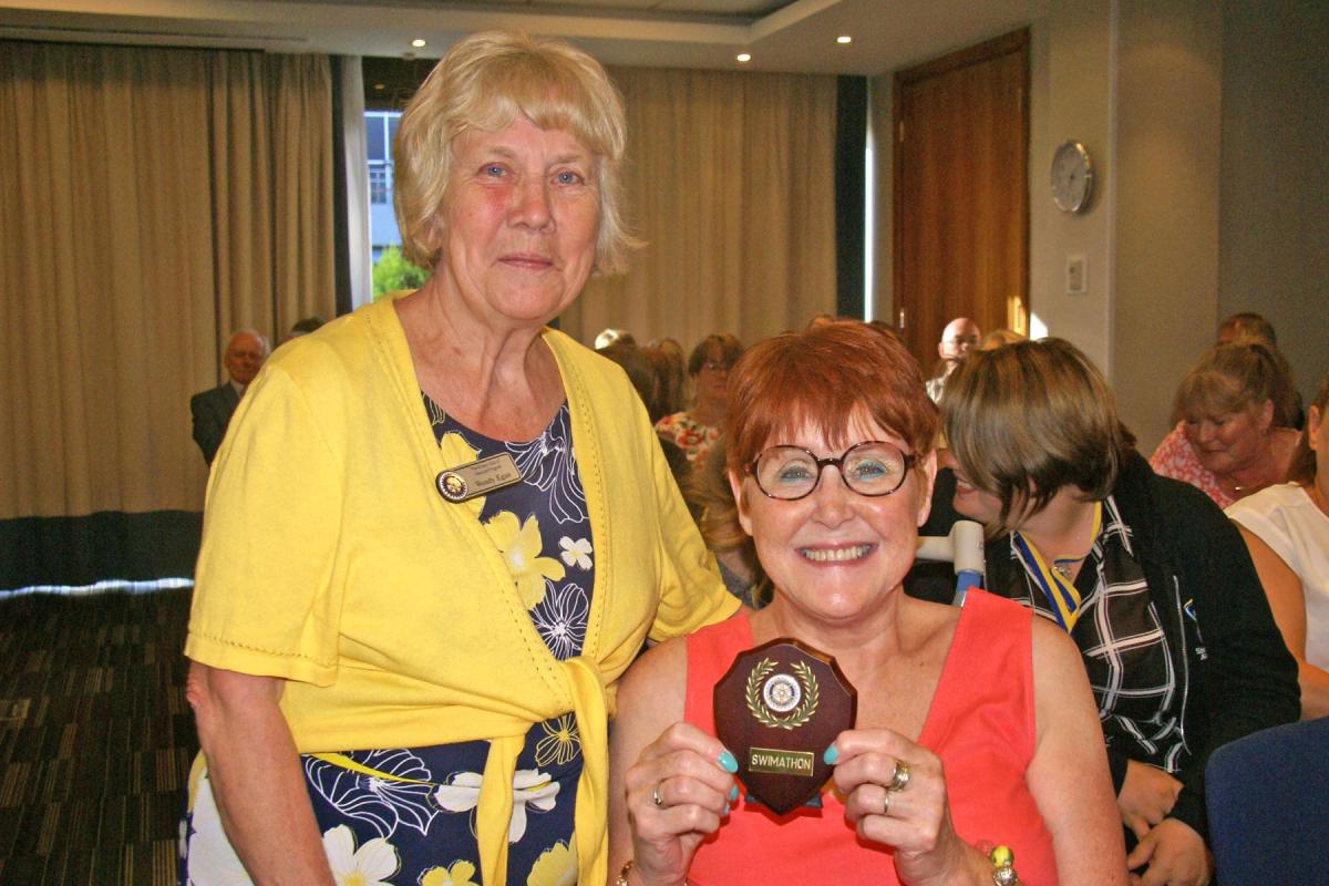 Milton Keynes Swimathon Presentation Night -