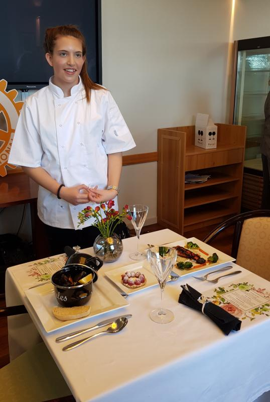 Young Chef - Regional Final -