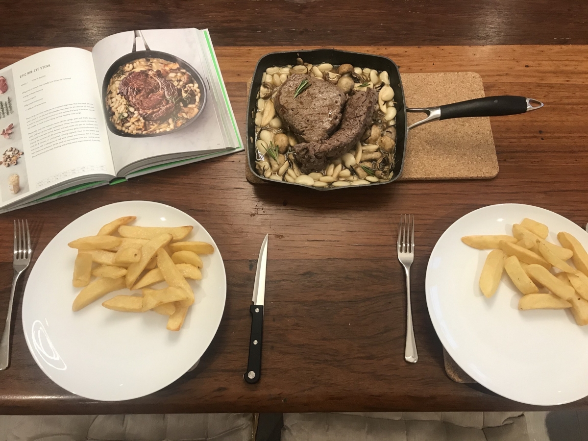 Our members experience of COVID-19  - COVID19 has encouraged us to take more time and effort to cook meals. Now enjoying cooking different things from previously unused recipe books and eat together.