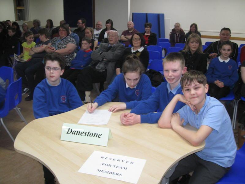 Primary School Quiz 2016 - DANESTONE-1