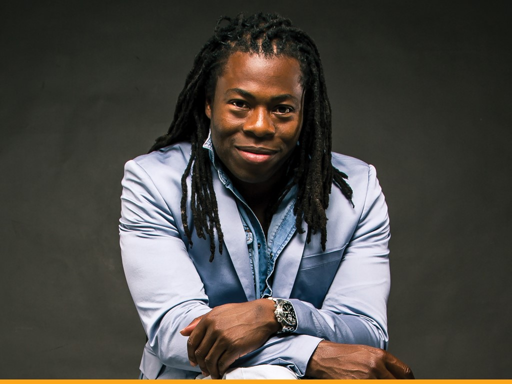 District Governor's Newsletter - April 2019 - Ade Adepitan to speak at Nottingham Showcase