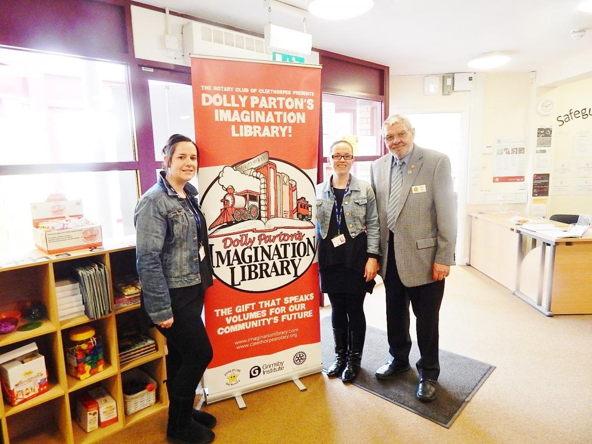 Dolly Parton Imagination Library - DPIL Launch 019