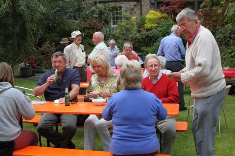 Summer Barbecue 2012 -