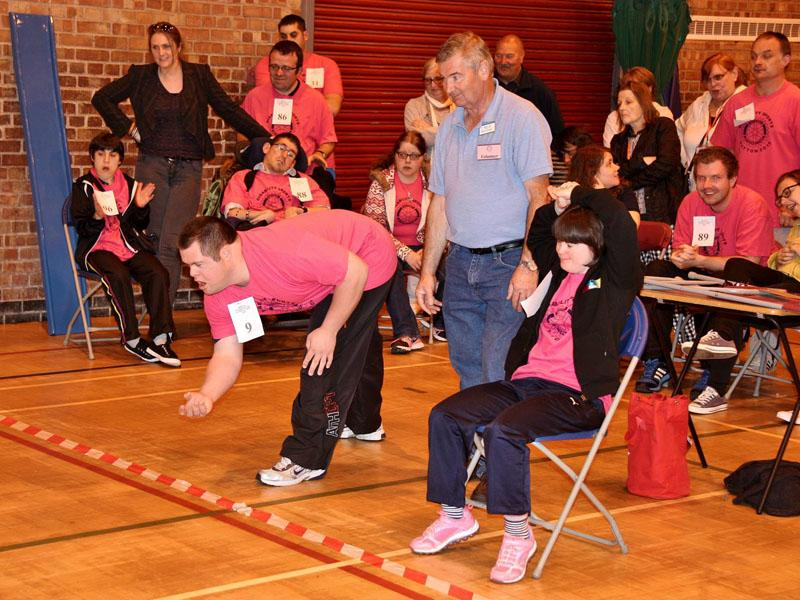 District Disabled Sports Day September 2015 -