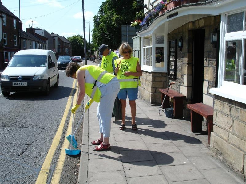 Litter Picking on Saturday 11th July in readiness for the