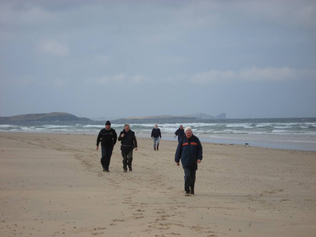 Walk - County Donegal - April 2008 -