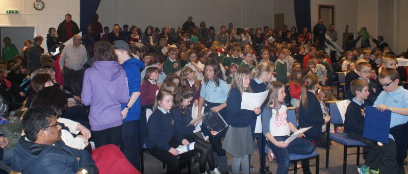 Primary Schools Fun Quiz - DSC01382
