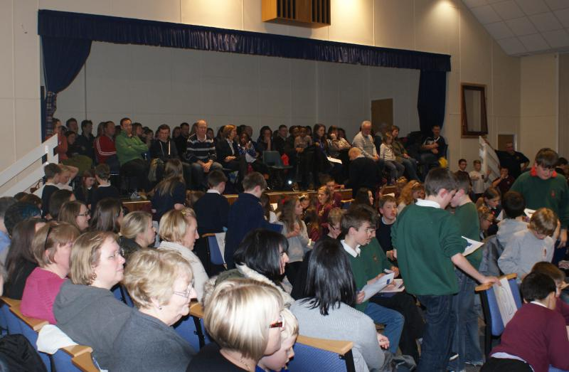 Primary Schools Fun Quiz - DSC01403