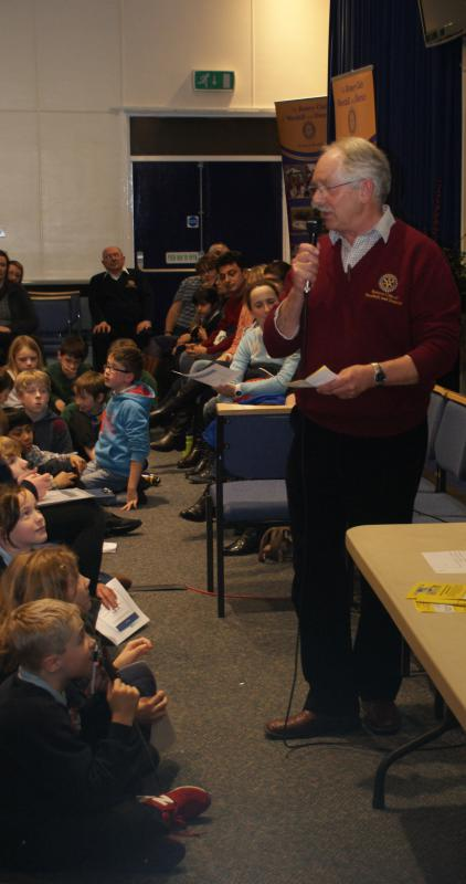 Primary Schools Fun Quiz - DSC01405