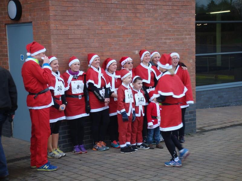 The Rotary Santa Fun Run December 2014 - DSC02187