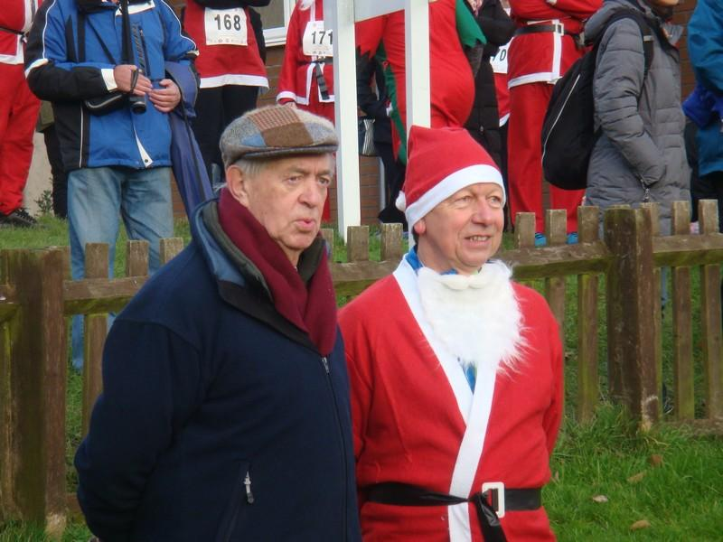 The Rotary Santa Fun Run December 2014 - DSC02201